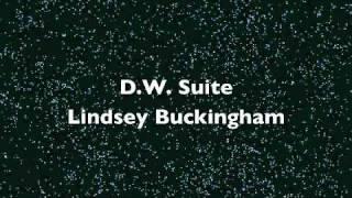 d w suite lindsey buckingham
