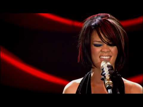 HD Rihanna - Good Girl Gone Bad Live (Manchester Arena)