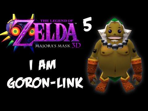 I AM GORON-LINK | Majora's Mask 5
