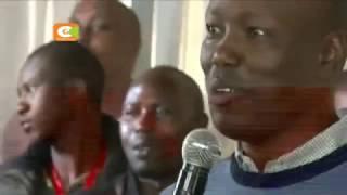 Lee Kinyanjui atwaa tiketi ya Jubilee kuwania ugavana Nakuru