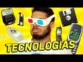 INOVAÇÕES TECNOLÓGICAS ANTIGAS QUE PARECEM IDIOTAS HOJE