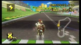 [MKW] Online Pro races 28