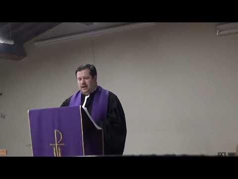 Sermone Su Giovanni 10,27-30 - Rev. A. Panerini - 12 Maggio 2019 - CPU Firenze