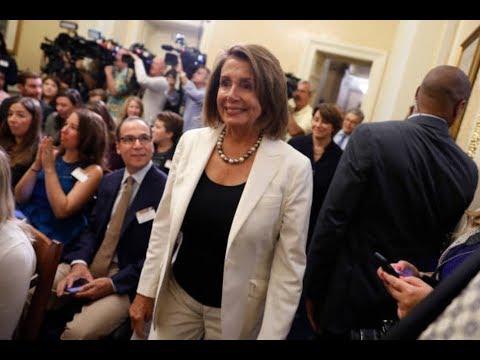BREAKING: Nancy Pelosi Heckled By Dreamers