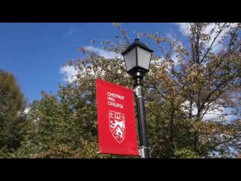Chestnut Hill College: Quick Walkthrough