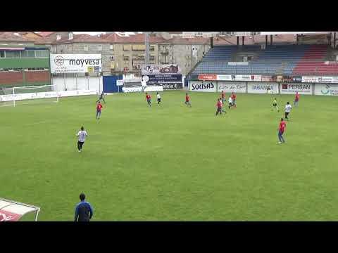 Resumen Ourense CF 1-0 Bergantiños J32 Tercera Galicia 2018-2019
