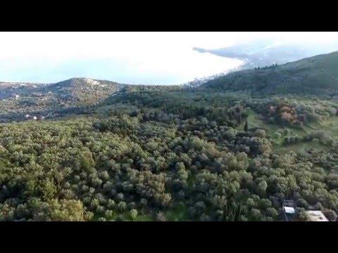 Corfu island Ipsos