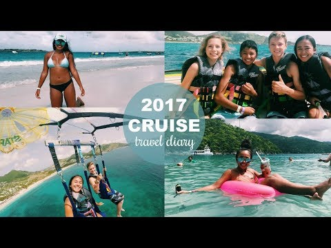 2017 CRUISE TRAVEL DIARY