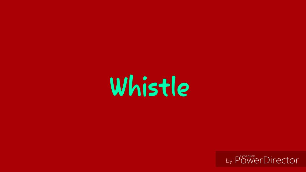 notification whistle