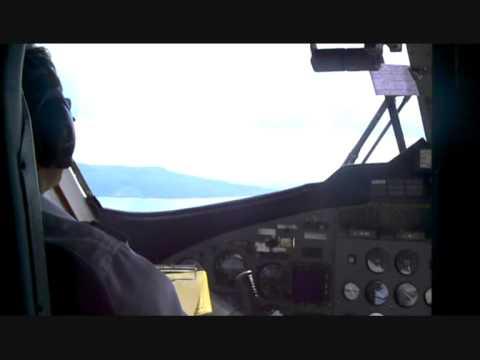 Futuna - přílet z Wallisu | Flying to Futuna Island (from Wallis)