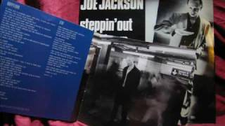 Watch Joe Jackson Stay video