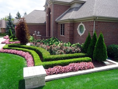 Small garden design ideas youtube - Landscape design for small spaces style ...