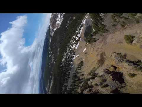 "6"" MQC XHD, 5s, Beta Flight no notch's, 12000 ft"