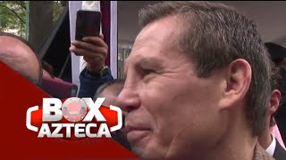 Box Azteca | Julio César Chávez habla sobre Andy Ruiz
