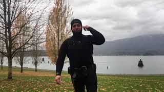 видео Осень в Канаде - Велопрогулка по Торонто