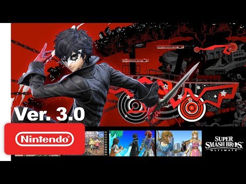Super Smash Bros. Ultimate – New Content Approaching – Nintendo Switch