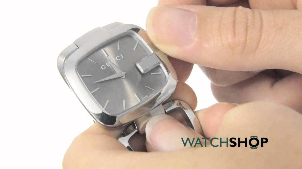 b5a081e9051 Gucci Ladies  G- Watch (YA125402) - YouTube