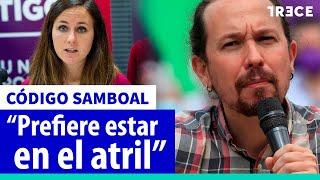 """A Iglesias no le ha gustado dejar el protagonismo a Belarra"""