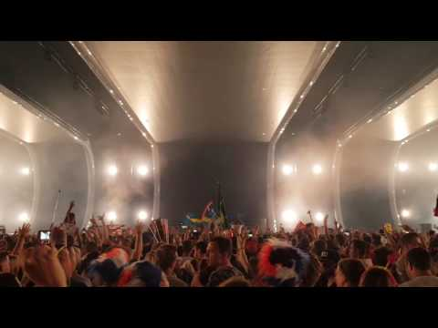 Ingrosso - Don't you worry child - Tomorrowland 2017 Freedom Stage