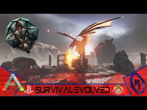 "Ark Xbox & PS4 ""Brute Artifact, Dragon Boss The Center"""