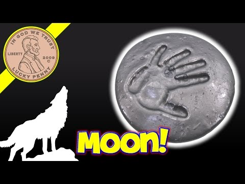 I Make Moon Putty! Planet Putty Revisited