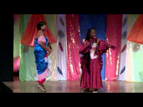 Brukdown Music - Leela Vernon and Ernestine Carballo