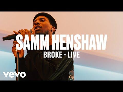 Samm Henshaw - Broke (Live) | Vevo DSCVR