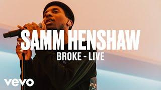 Samm Henshaw - Broke (Live)   Vevo DSCVR