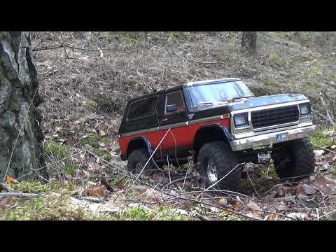 Trx Ford Bronco
