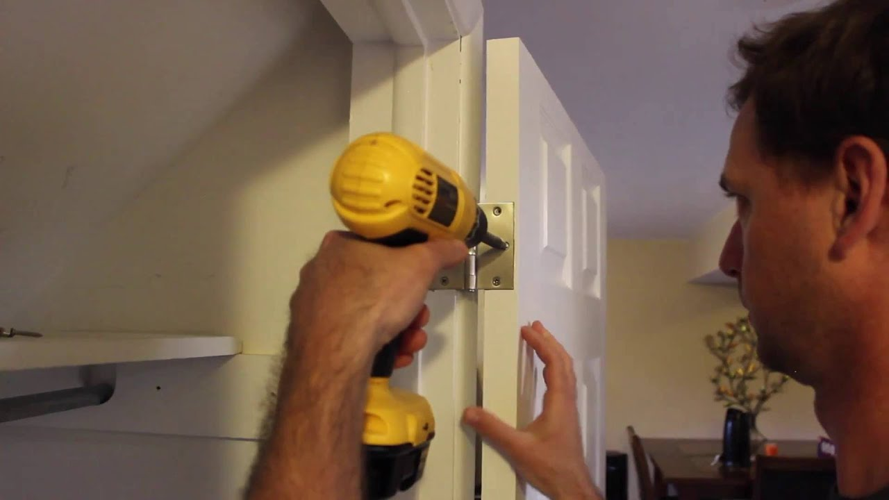 How to replace interior doors youtube how to replace interior doors planetlyrics Image collections