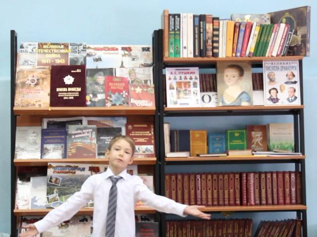 Изображение предпросмотра прочтения – ДмитрийКлиновой читает произведение «Про тундру мою» А.И.Пичкова