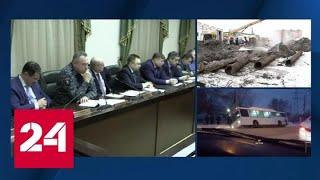 Виктор Томенко режим ЧС в городе Яровое будет продолжительным - Россия 24