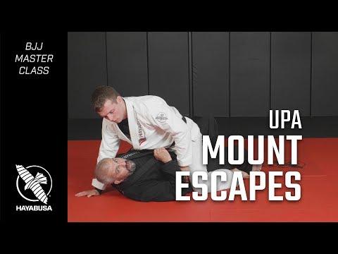 Upa Mount Escapes | The Machado Method | Jiu Jitsu