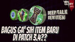 Vainglory News - SEBERAPA BAGUS ITEM BARU DI PATCH 3.4?? Vainglory Indonesia