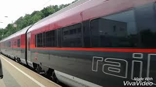 【世界遺産】ゼメリング鉄道を通ってウィーンへ