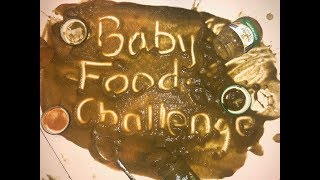 Baby Food Challenge (Loser Drinks Baby Food Smoothie)