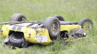 Shelby Cobra crash