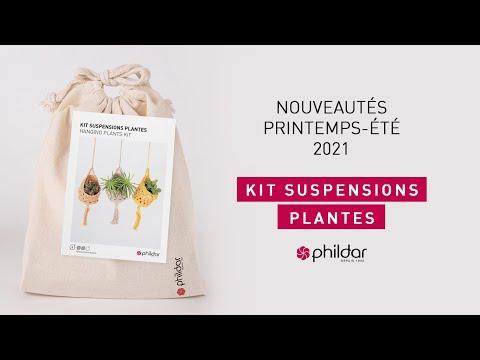 DÉCOUVREZ NOS NOUVEAUTÉS EN VIDÉO - Kit Suspensions Plantes