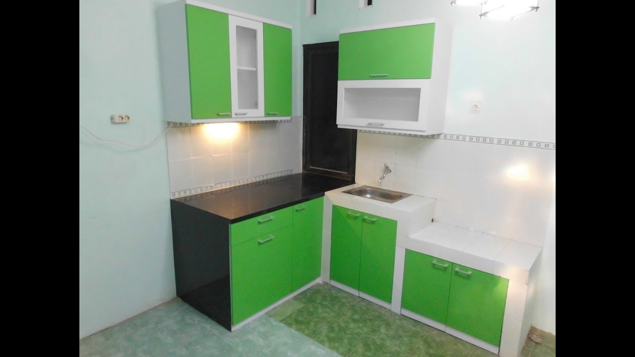 Jual kitchen set semarang custom furniture semarang telp 081390840100