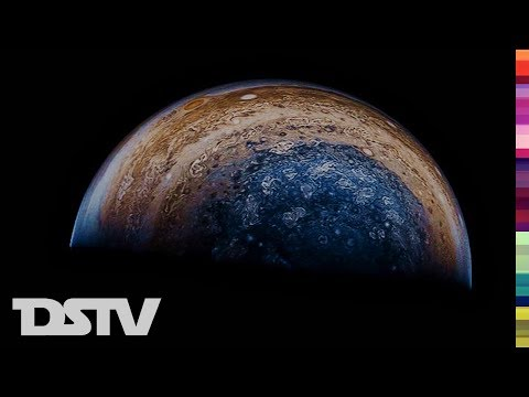 AMAZING 2017 JUPITER VIEWS FROM THE JUNO SPACECRAFT