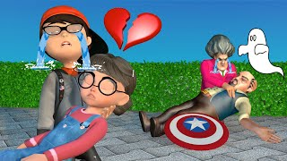 Scary Teacher 3D Fat- Tani hate Ice Scream - Love is Stolen!!! | Funny Animation and The end