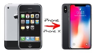 Реклама всех iPhone 2007-2017 | TheCroytgoL