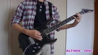 【灼眼のシャナ III ED】 ALTIMA - ONE (ギターカバー) アルバム 『TRYA...