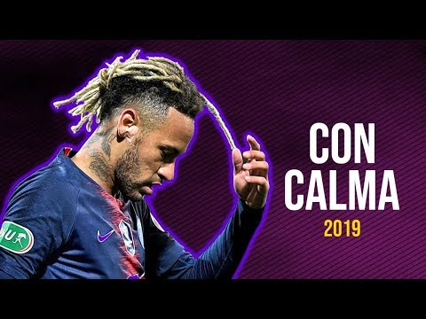 Neymar Jr ● Con Calma | Daddy Yankee  ᴴᴰ