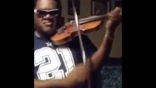 24 k magic snl karat bruno mars violin cover richmond punch
