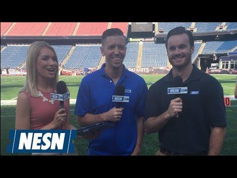 Jaguars Vs. Patriots Preseason LIVE Preview From Gillette Stadium