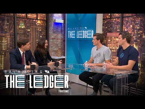 Balancing the Ledger: Cameron and Tyler Winklevoss of Gemini I Fortune