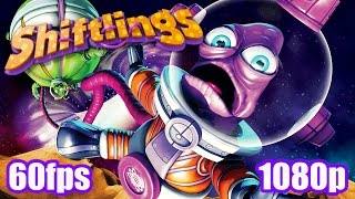 Shiftlings Gameplay - Crazy Action Logical Adventure Alien Game PC HD 1080p 60fps Let