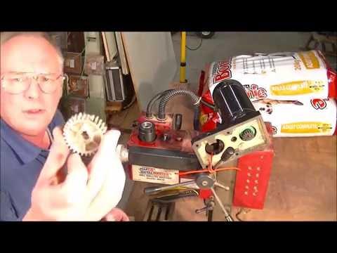 129  Mini-mill belt drive modification / conversion.