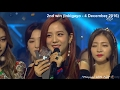 Gambar cover BLACKPINK 블랙핑크 Whistle + Playing With Fire 5 SHOW WINS COMPILATION + MELON MUSiC AWARDS 2016